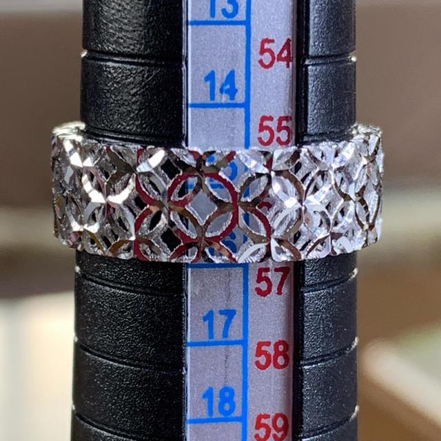 18KWG リング レディースのアクセサリー(リング(指輪))の商品写真