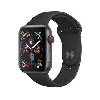 アップル(Apple)のAppleWatch Series4 GPS+Cellular MTVD2J/A(腕時計(デジタル))