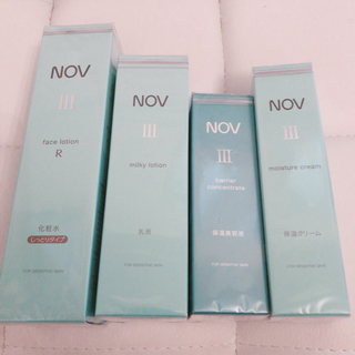NOV - ノブ♡化粧水&美容液セット