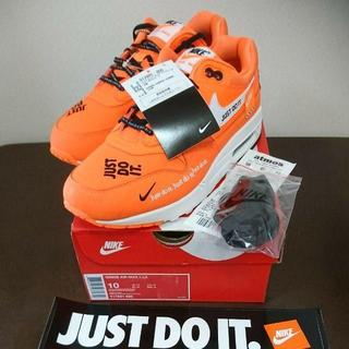 エアマックス1 JUST DO IT オレンジ(スニーカー)