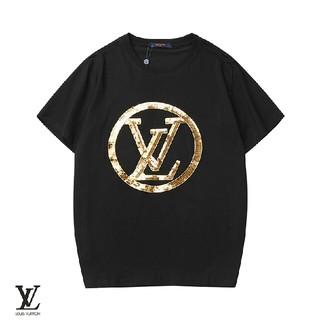 ルイヴィトン(LOUIS VUITTON)のLOUIS VUITTON ロゴ カッコいい メンズ Tシャツ(Tシャツ/カットソー(半袖/袖なし))