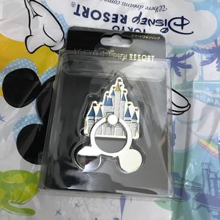 Disney - 新作♡ディズニーリゾート スマホリング シンデレラ城