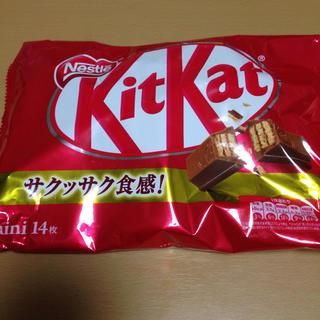 ネスレ(Nestle)のキットカット ミニ 14枚 お菓子 チョコ(菓子/デザート)