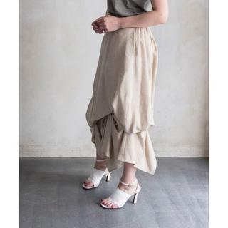エンフォルド(ENFOLD)のENFOLDエンフォルド 今期完売ライトクロスバルーンスカート(ロングスカート)