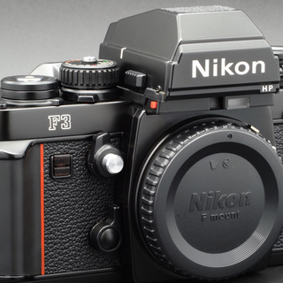 Nikon - NIKON F3 HP ニコン 一眼レフ SN190●●●●使用感少ない完動品!