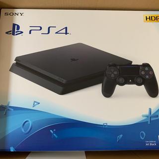 PlayStation4 - PS4 本体 ジェット ブラック 新品未開封品 500GB
