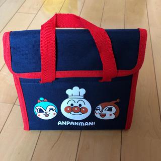 アンパンマン(アンパンマン)のアンパンマン 保冷バッグ(弁当用品)
