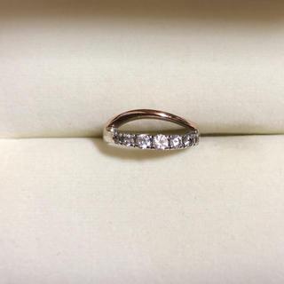 スタージュエリー(STAR JEWELRY)のStar jewelry K18 925 リング(リング(指輪))