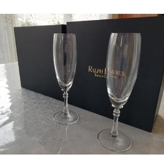 ラルフローレン(Ralph Lauren)のラルフローレン シャンパングラス(グラス/カップ)
