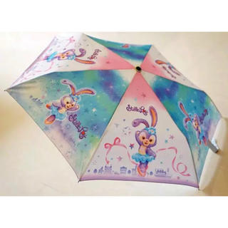 Disney - 6/30まで特別価格💖大人気♡ステラルー 折りたたみ傘