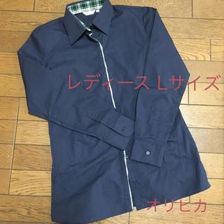 オリヒカ(ORIHICA)のORIHICA シャツ Lサイズ(シャツ/ブラウス(長袖/七分))