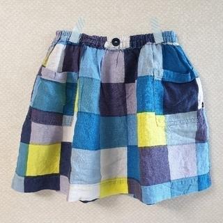 ミナペルホネン(mina perhonen)のminaperhonen ミナペルホネン キッズ スカート 100(スカート)
