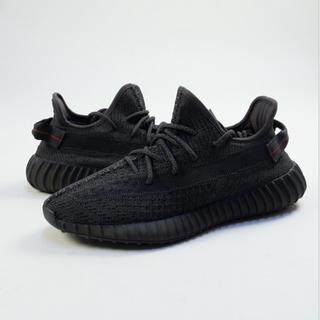 アディダス(adidas)のadidas yeezy boost 350 v2 black 27.0cm(スニーカー)