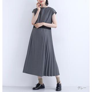 dd7b53bb314304 メルロー(merlot)の新作 メルロープリュス フォーマルワンピース お呼ばれ ドレス(ひざ丈ワンピース