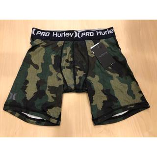 Hurley - HURLEY メンズインナーパンツ 新品未使用 全国送料無料