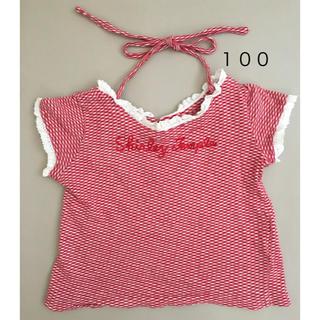 シャーリーテンプル(Shirley Temple)のシャーリーテンプル 半袖Tシャツ カットソー 100(Tシャツ/カットソー)