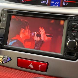 ダイハツ - ダイハツ純正ナビ 地デジ/CD.DVD/Bluetooth/SDオーディオ