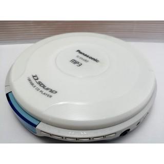 パナソニック(Panasonic)のパナソニック MP3形式CD-R対応 SL-SX482(ポータブルプレーヤー)