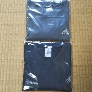 アディダス(adidas)の今回は⚫️adidas Tシャツ 2枚セット サイズLL(Tシャツ/カットソー(半袖/袖なし))