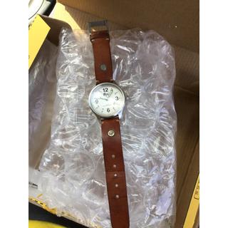 イルビゾンテ(IL BISONTE)のイルビゾンテ 腕時計 本日電池交換済み 売り切り(腕時計(アナログ))