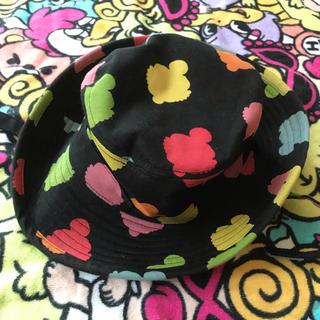 ヒステリックミニ(HYSTERIC MINI)のシルエットハット50cm(帽子)