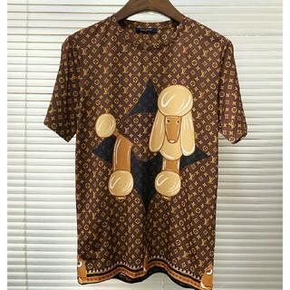 ルイヴィトン(LOUIS VUITTON)のLouis Vuitton Tシャツ シャツ 半袖 メンズ XL (Tシャツ/カットソー(半袖/袖なし))
