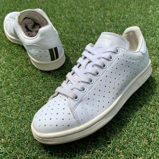アディダス(adidas)の美品24 adidas STANSMISTHアディダス スタンスミス  B569(スニーカー)