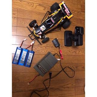 タミヤ XB ホーネット 電池3個などなど 別売りの急速充電器付き