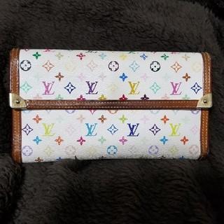 LOUIS VUITTON - 【正規品】LouisVuitton★マルチカラー財布