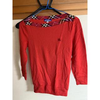 バーバリー(BURBERRY)のバーバリーシャツ(Tシャツ(半袖/袖なし))