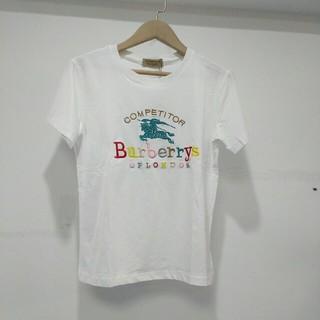 バーバリー(BURBERRY)のBurberryバーバリー レディース 半袖Tシャツ 夏コーデ 19ss新品(Tシャツ(半袖/袖なし))