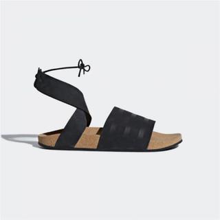 アディダス(adidas)のアディレッタ [ADILETTE ANKLE WRAP W] 新品未使用(サンダル)