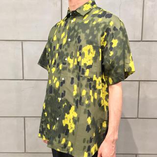 Jil Sander - OAMC カモフラージュシャツ