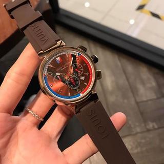 ルイヴィトン(LOUIS VUITTON)のルイヴィトン 腕時計 箱付き メンズ(その他)