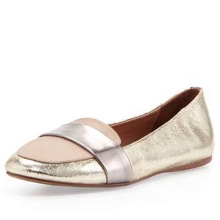 ジェフリーキャンベル(JEFFREY CAMPBELL)のジェフリーキャンベル ローファー8.5 未使用(ローファー/革靴)