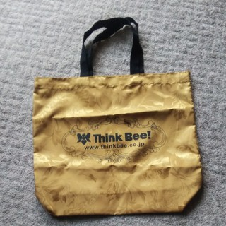 シンクビー(Think Bee!)のThink Bee   保存袋(ショップ袋)