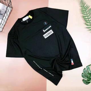 モンクレール(MONCLER)の新品Moncler×FRAGMENT半袖Tシャツ(Tシャツ/カットソー(半袖/袖なし))