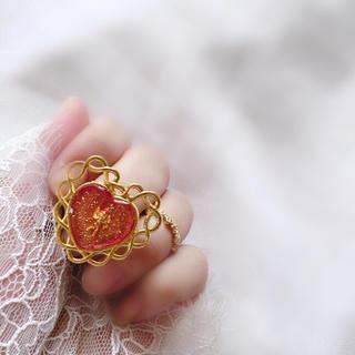 ゆめかわいい エンジェル リング ( 27 ) 指輪(リング(指輪))
