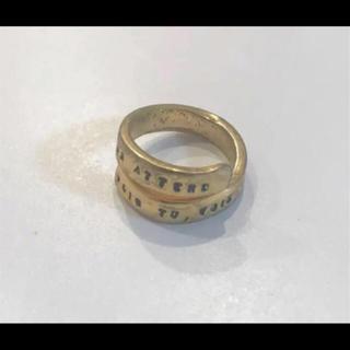 アッシュペーフランス(H.P.FRANCE)のSERGE THORAVAL リング ゴールド(リング(指輪))