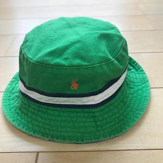 ラルフローレン(Ralph Lauren)のラルフローレン 帽子  44〜46㎝(帽子)