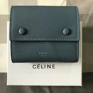 セリーヌ(celine)のceline 三つ折り財布(折り財布)