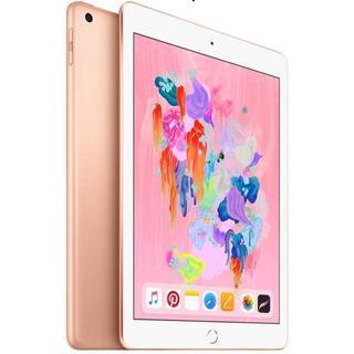 iPad - 【新品未開封】第6世代 iPad Wi-Fi 32GB 2018 ゴールド