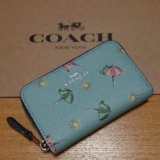コーチ(COACH)の新品⭐ COACH コーチ コインケース ⭐ アンブレラ ⭐(コインケース)