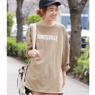 Ungrid - アングリッド ナンバリング Tシャツ