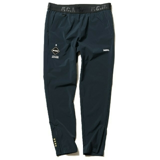 F.C.R.B. - STRETCH LIGHT WEIGHT EASY PANTS NAVY L