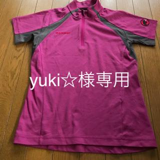 マムート(Mammut)のマムート ジップアップシャツ レディース(登山用品)