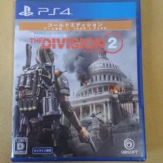 PlayStation4 - ディビジョン2