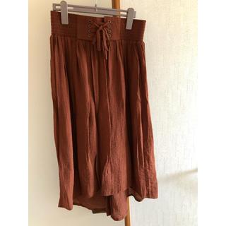 シマムラ(しまむら)のしまむら♡スカート美品(ひざ丈スカート)
