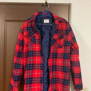 フィアオブゴッド(FEAR OF GOD)のFOG FEAR OF GOD キルティングシャツ size:M (シャツ)