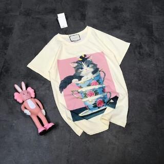 グッチ(Gucci)のGUCCI    Tシャツ 半袖    Mサイズ (Tシャツ(半袖/袖なし))
